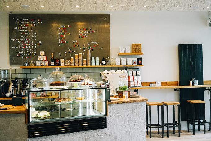 Wunderbarer Zuwachs für Barmbek: Das Café Albatros!   Mit Vergnügen ...