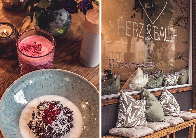 Im neuen Herz & Bauch Café gibt es Frühstück von morgens