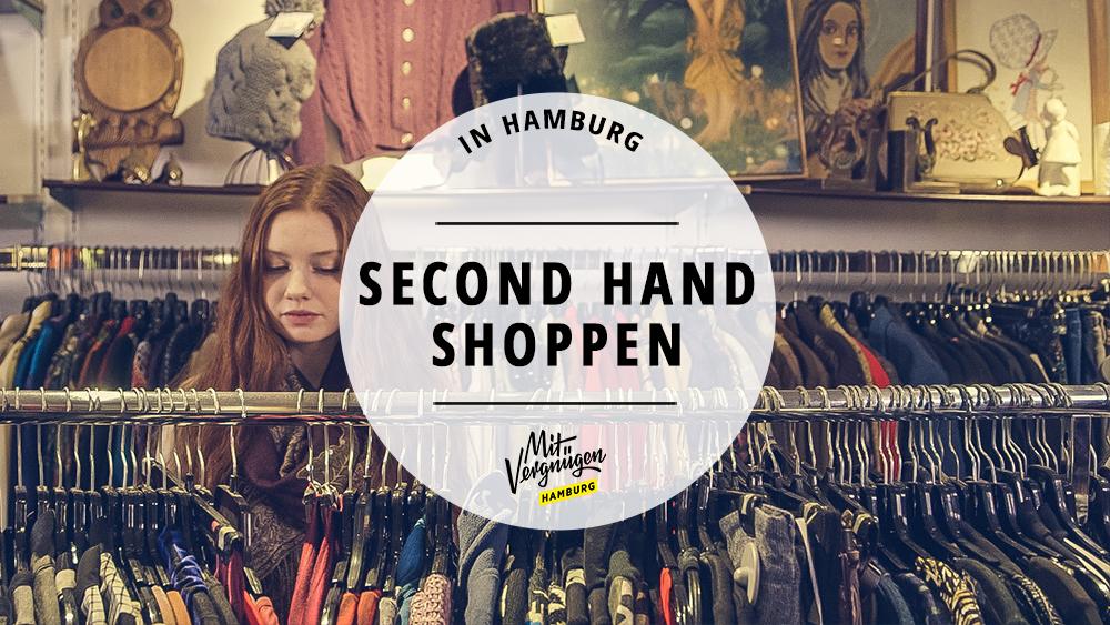 11 Schone Second Hand Modeladen In Hamburg Mit Vergnugen Hamburg