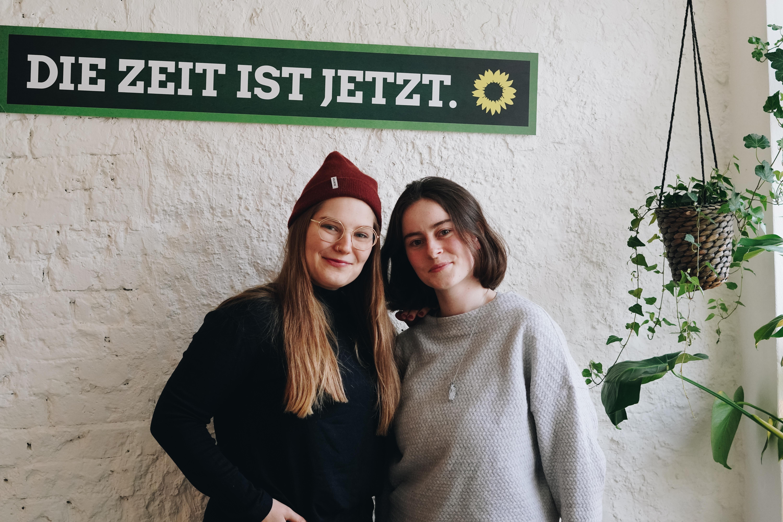 Moin Ivy und Rosa – Wie sieht das grüne Hamburg der Zukunft aus?