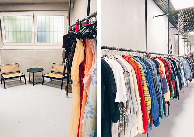 Coole Second-Hand-Kleidung: Vintage Revivals eröffnet in ...