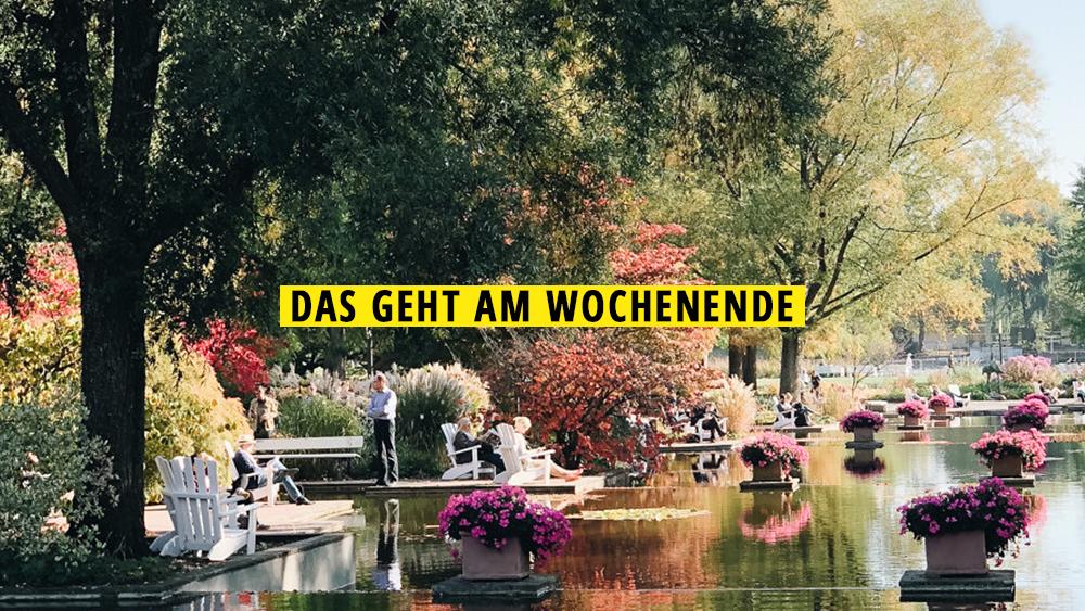 Dieses Wochenende In Hamburg